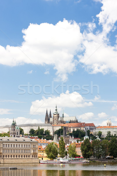Hradcany, Prague, Czech Republic Stock photo © phbcz