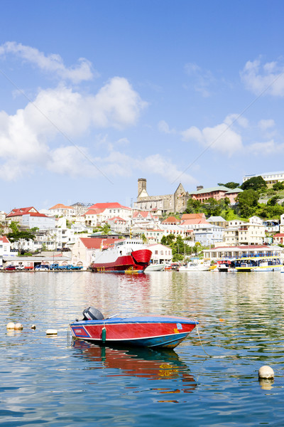 St. George's, Grenada Stock photo © phbcz