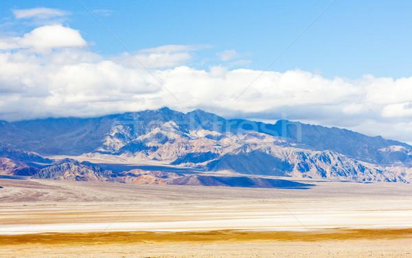 Сток-фото: смерти · долины · парка · Калифорния · США · пустыне