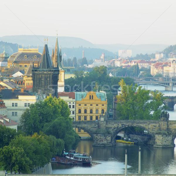 Prague, Czech Republic Stock photo © phbcz