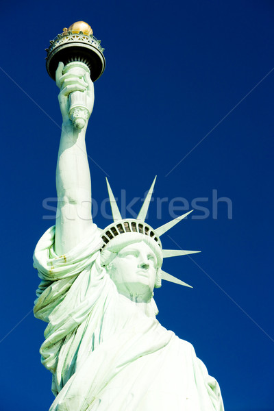 detail of Statue of Liberty National Monument, New York, USA Stock photo © phbcz