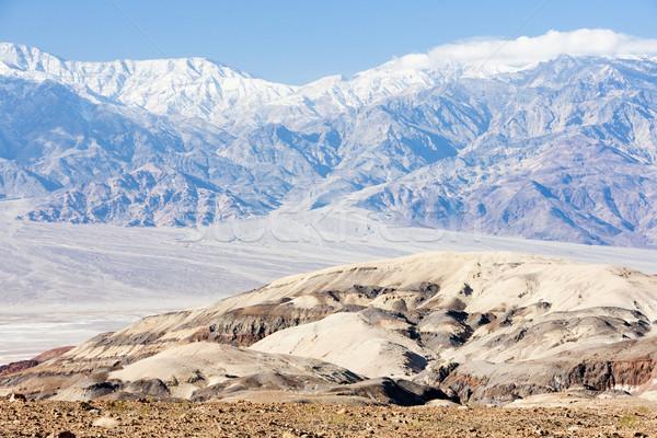 Muerte valle parque California EUA paisaje Foto stock © phbcz