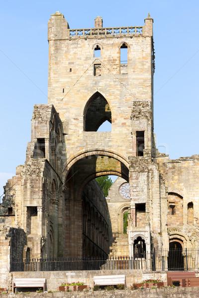 ruins of Jedburgh Abbey, Scottish Borders, Scotland Stock photo © phbcz