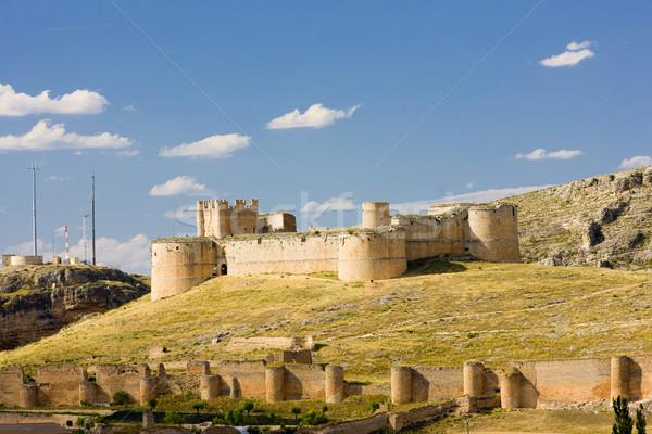 ストックフォト: 城 · 建物 · アーキテクチャ · 歴史 · 中世 · 屋外