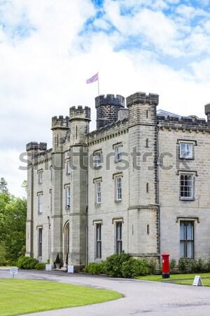 Chiddingstone Castle, Kent, England Stock photo © phbcz