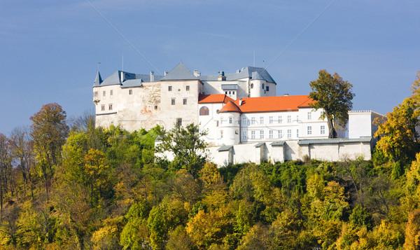 Lupciansky Castle, Slovenska Lupca, Slovakia Stock photo © phbcz