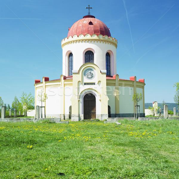 チャペル チェコ共和国 建物 教会 アーキテクチャ 屋外 ストックフォト © phbcz