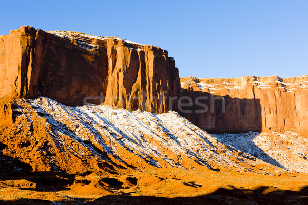 Mitchell Mesa, Monument Valley National Park, Utah-Arizona, USA Stock photo © phbcz