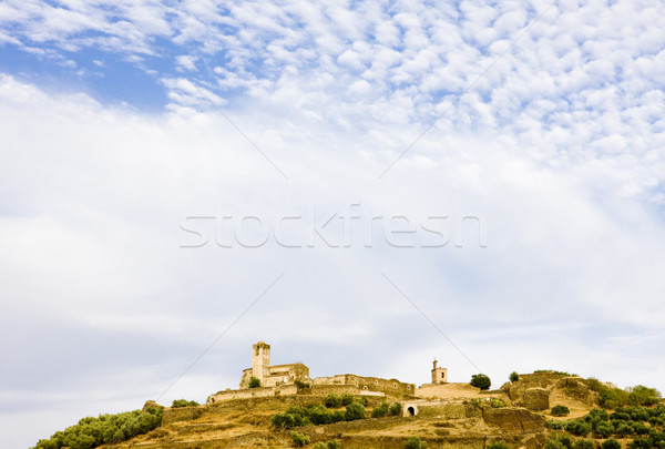 Alcantara, Caceres Province, Extremadura, Spain Stock photo © phbcz