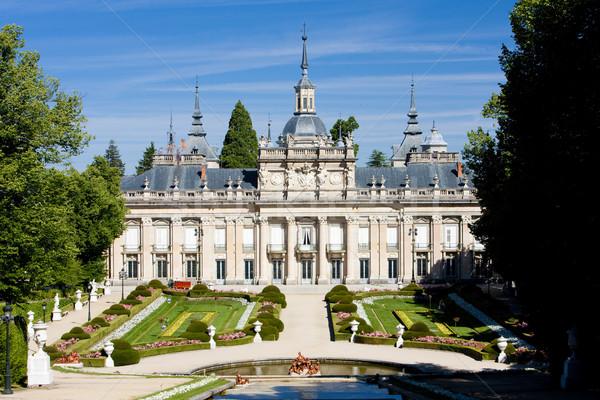La Granja de San Ildefonso, Segovia Province, Castile and Leon,  Stock photo © phbcz
