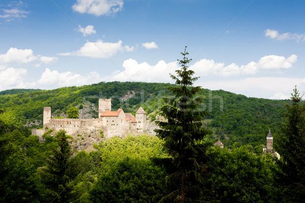 Hardegg Castle, Lower Austria, Austria Stock photo © phbcz