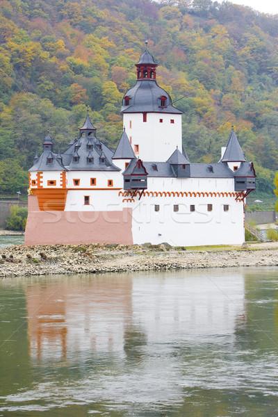 ストックフォト: 城 · ドイツ · 建物 · アーキテクチャ · 歴史 · 秋