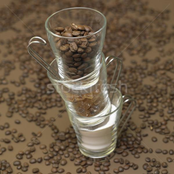 coffee still life Stock photo © phbcz