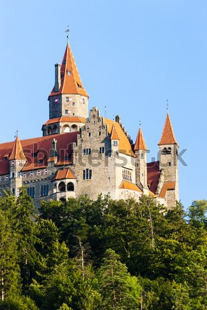 замок Чешская республика путешествия архитектура Европа история Сток-фото © phbcz