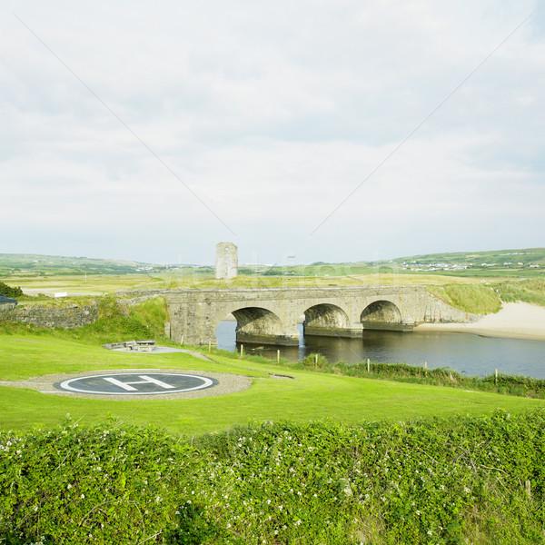 Lahinch, County Clare, Ireland Stock photo © phbcz