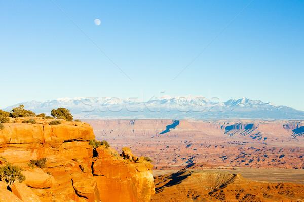 Parc Utah USA paysage roches silence Photo stock © phbcz