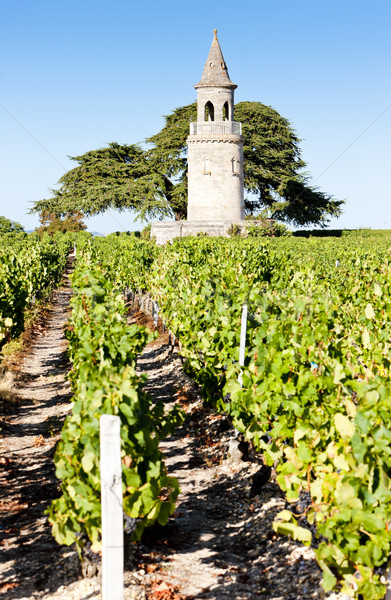 La wycieczka region Francja Zdjęcia stock © phbcz