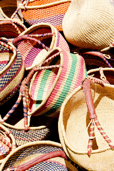 baskets, Aiguines, Var Departement, Provence, France Stock photo © phbcz