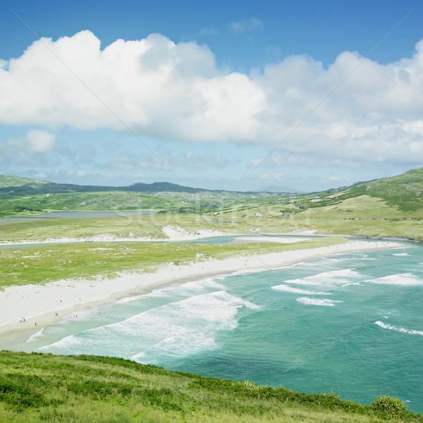 ストックフォト: ビーチ · コルク · アイルランド · 海 · 旅行 · 風景