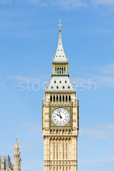 Big Ben, London, Great Britain Stock photo © phbcz