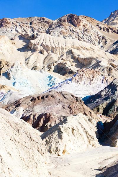 Paleta unidad muerte valle parque California Foto stock © phbcz