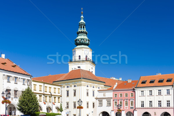Archbishop''s Palace, Kromeriz, Czech Republic Stock photo © phbcz