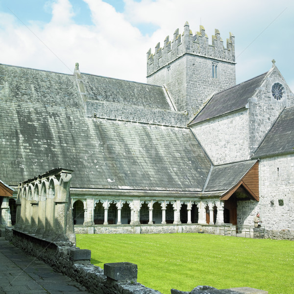 Holycross Abbey, County North Tipperary, Ireland Stock photo © phbcz