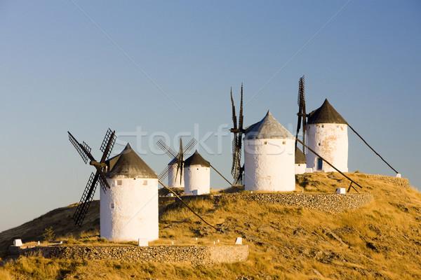 windmills Stock photo © phbcz