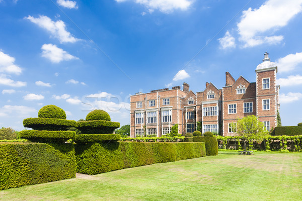 Hatfield House, Hertfordshire, England Stock photo © phbcz