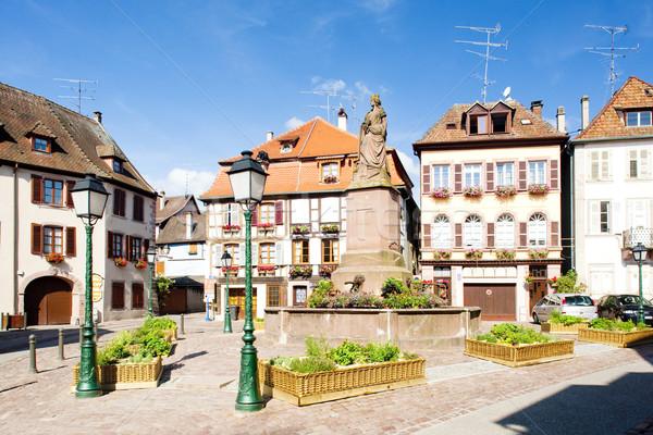 Ribeauville, Alsace, France Stock photo © phbcz