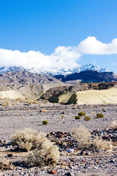 śmierci dolinie parku California USA charakter Zdjęcia stock © phbcz