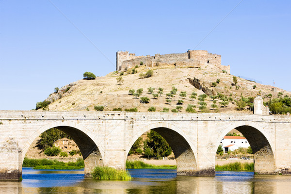 Medellin, Badajoz Province, Extremadura, Spain Stock photo © phbcz