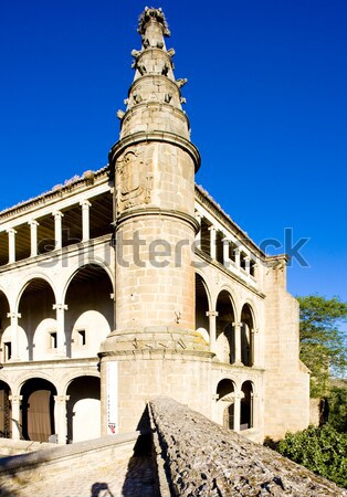 Minaret tower of Great Mosque, Cordoba, Andalusia, Spain Stock photo © phbcz