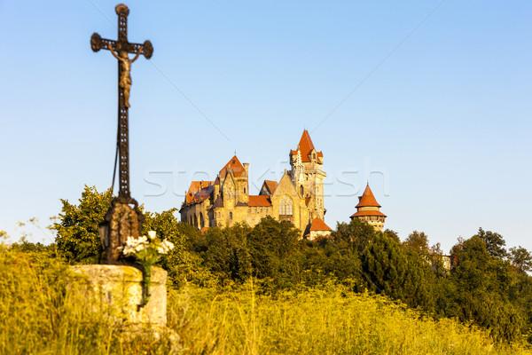 Kreuzenstein Castle, Lower Austria, Austria Stock photo © phbcz