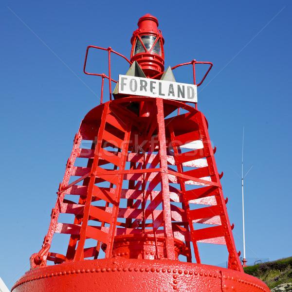 ストックフォト: 灯台 · 頭 · コルク · アイルランド · 建物 · 光