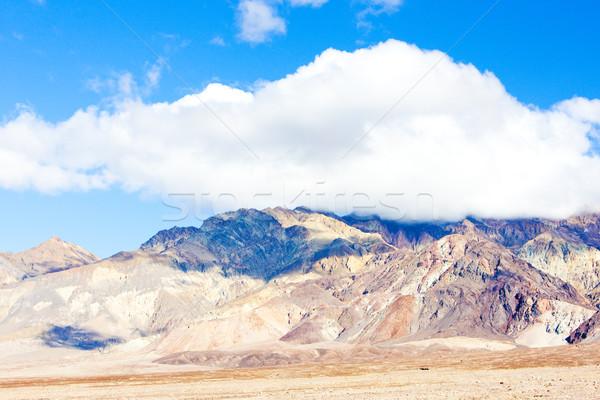 Muerte valle parque California EUA desierto Foto stock © phbcz