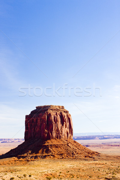 Merrick Butte, Monument Valley National Park, Utah-Arizona, USA Stock photo © phbcz