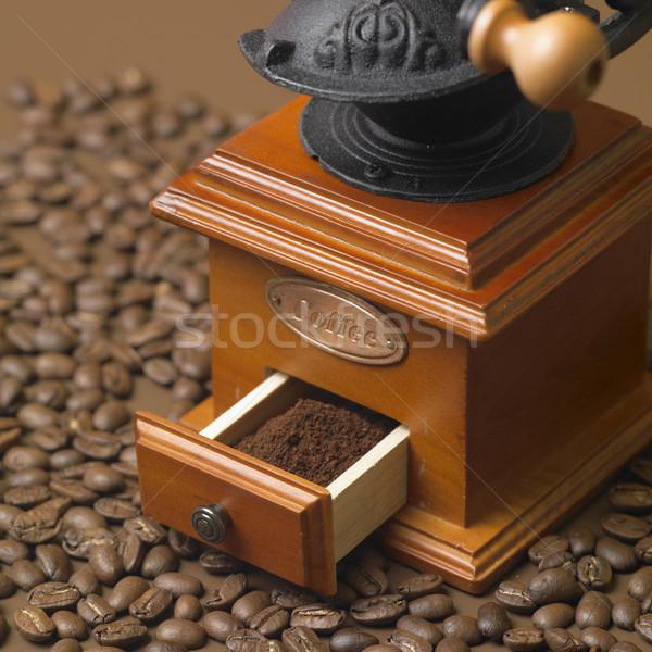 コーヒー ミル 食品 ドリンク インテリア ドリンク ストックフォト © phbcz