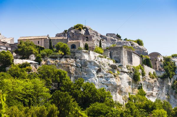 Les Baux de-Provence, Provence, France Stock photo © phbcz