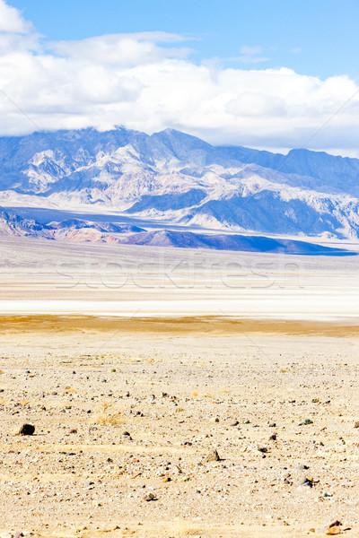 Morte vale parque Califórnia EUA deserto Foto stock © phbcz