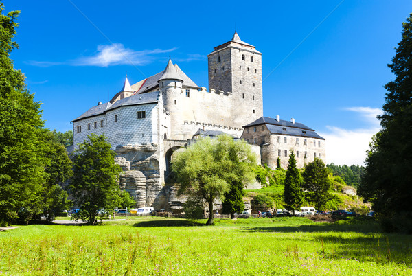 Kost Castle, Czech Republic Stock photo © phbcz