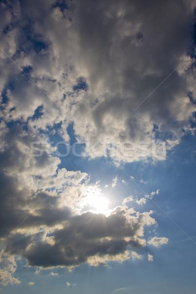 sky Stock photo © phbcz