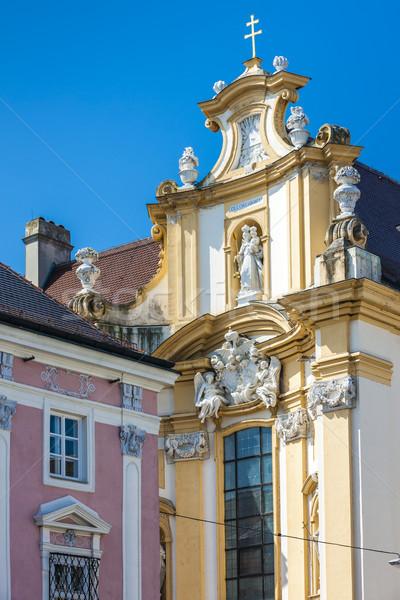 Sankt Polten, Lower Austria, Austria Stock photo © phbcz