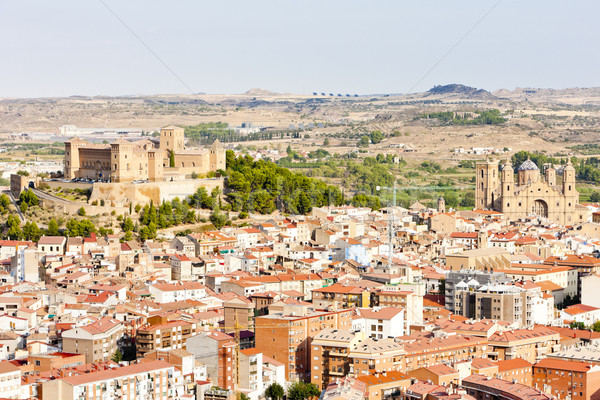 Alcaniz, Aragon, Spain Stock photo © phbcz