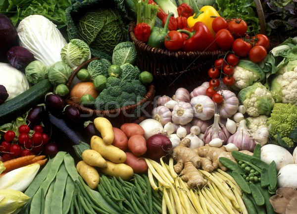 vegetables still life Stock photo © phbcz