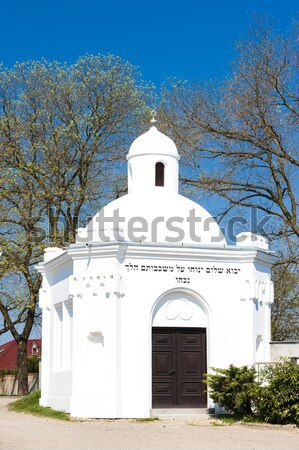Cementerio República Checa edificio arquitectura Europa cementerio Foto stock © phbcz