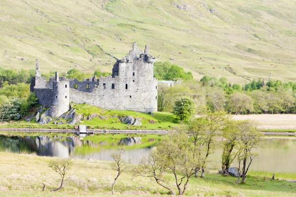 Kilchurn Castle, Loch Awe, Scotland Stock photo © phbcz