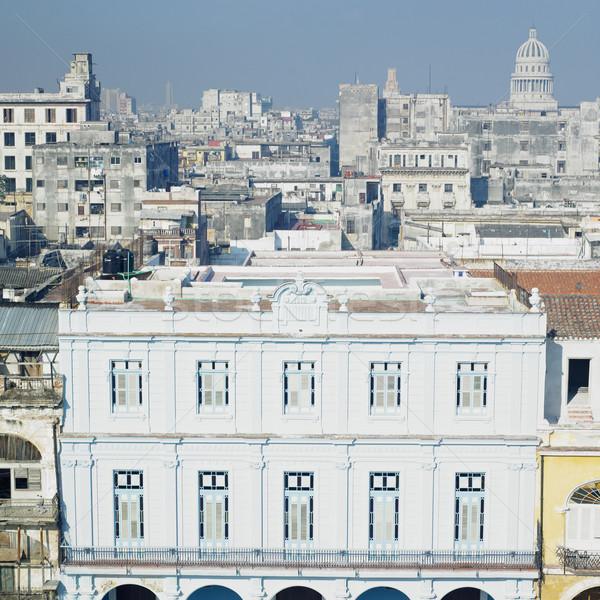 Edad La Habana Cuba edificio viaje arquitectura Foto stock © phbcz