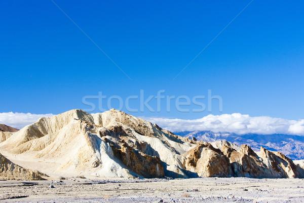 Muerte valle parque California EUA naturaleza Foto stock © phbcz
