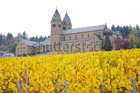 Monastero Repubblica Ceca costruzione viaggio architettura impianto Foto d'archivio © phbcz